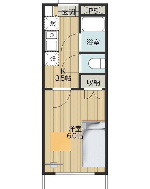 一人暮らしする部屋のレイアウト.jpg